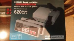 620 game classic retro video console