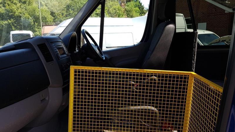 bc505a18007010 Mercedes-Benz Sprinter 516 Cdi Xlwb Van Mobility 2012 62