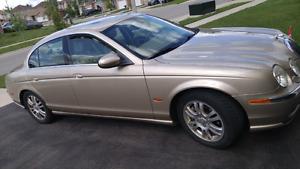 2004 jaguar S-type 4.2 litre V8
