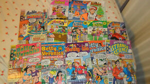 lot of 13 comic books