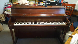 Free Piano- Pick-Up Only