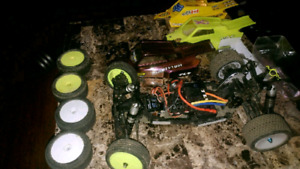 TLR 8ight e 3.0 buggy RTR /TLR 22 3.0 RTR /losi mini T