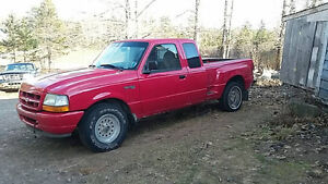 2000 Ford Ranger Ext. Cab