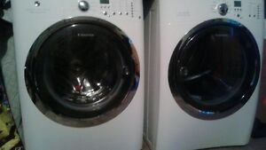 washer and dryer Electrolux