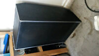 vintage 1975 traynor g2-150-2×15 bass cabinet
