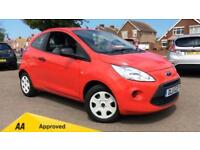 Ford Ka   Studio Start Stop Manual Petrol Hatchback