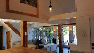 Cottage for rent - luxury Cape Cod waterfront on Lac Pemichangan