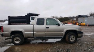 2003 Chevrolet 2500HD (Duramax)