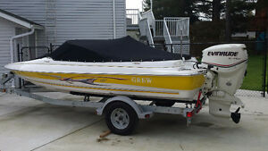 Beautiful condition ski boat