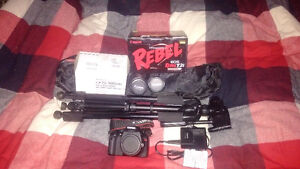 Canon Rebel T2i package available Kitchener / Waterloo Kitchener Area image 1