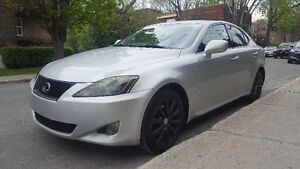 2006 Lexus IS250 AWD NO TAXES