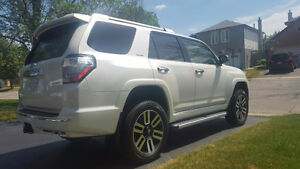 Rare 2016 4runner Limited Perfect Condition Treat as New.