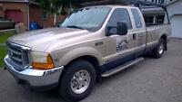 1999 Ford F-250 Pickup Truck