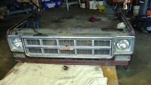 1979 GMC Pickup Front Clip