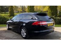 2014 Jaguar XF 2.2d (163) R-Sport 5dr Automatic Diesel Estate