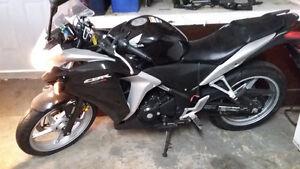 Honda CBR250 19k