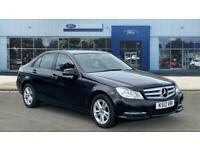 2012 Mercedes-Benz C-CLASS C220 CDI BlueEFFICIENCY Executive SE 4dr Diesel Saloo