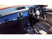 2016 Volkswagen Beetle 2.0 TDI 150 Sport 2dr DSG Auto Automatic Diesel Cabriolet