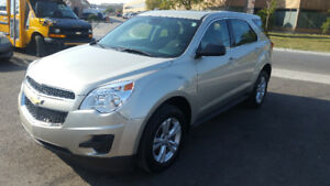 2015 Chevrolet Equinox LS SUV, only  $$$13900