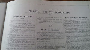 Views of Edinburgh, With Guide to Principal Places of Interest Kitchener / Waterloo Kitchener Area image 4
