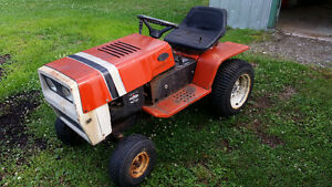 tracteur a gazon columbia 16hp 2 cylindre