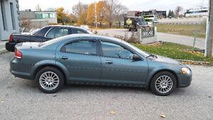 2005 Chrysler Sebring Sedan Kitchener / Waterloo Kitchener Area image 2
