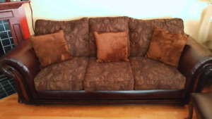 Moving sale. 2 couches. Excellent condition