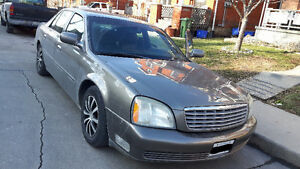 2003 Cadillac DeVille V8 Sedan