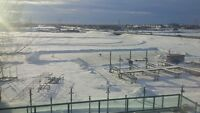 Come to Chestermere and Skate The Lake (free)