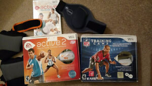 EA Sports Wii Active Lot