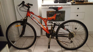 Bike for sale as is