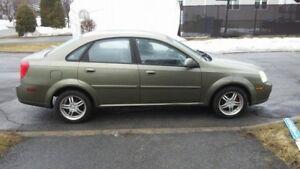 Chevrolet optra 2004 en bon condition negocialble