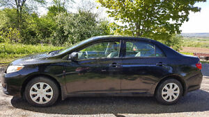 NEW PRICE - 2010 Toyota Corolla CE Sedan
