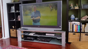 "SONY LCD -- 55"" TV WEGA with stand...good working condition"