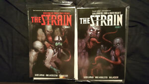 The Strain Volume 1 and 2