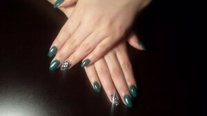 Daytime and evening openings! Book now! Gel nails! $40