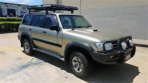 TUTBO DIESEL NISSAN PATROL WAGON, RWC, REGO!!! Redcliffe Redcliffe Area Preview