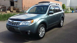 REDUCED /2012 Subaru Forester X Limited SPORT NAVIGATION LEATHER