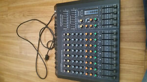 AUDIOPRO 8 CHANNEL STEREO MIXER
