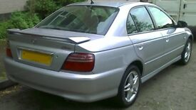 Wanted Honda Accord - silver 2001 or 2002