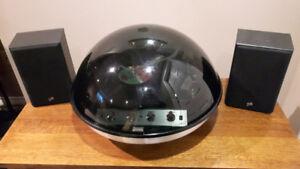 Electrohome Apollo 860 Bubble Stereo Record Player