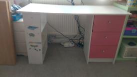 Argos Malibu desk