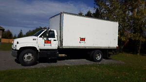 2002 GMC 5500 SERIES TOP KICK