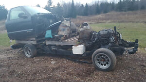 1996 Chev S10 for rebuilt or parts