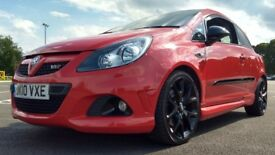 Vauxhall Corsa 1.6I 16V TURBO VXR Good / Bad Credit Car Finance (red) 2010