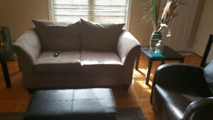 Living room furniture in Great condition  for great price