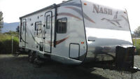 brand new NASH travel trailer for RENT