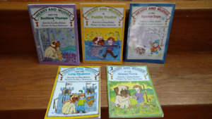 5 Henry and Mudge picture books pack