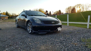 2004 infiniti g35 coupe saftied and etested