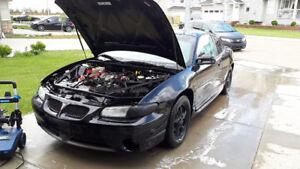 2003 supercharged Pontiac gtp